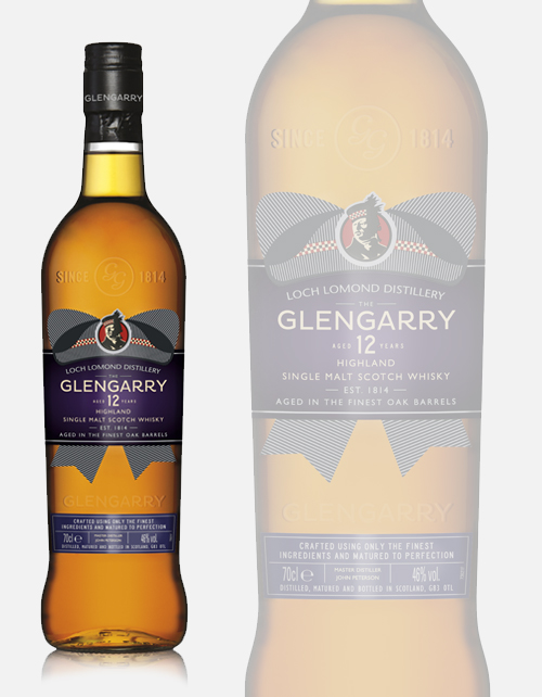 GLENGARRY 12 YEARS OLD