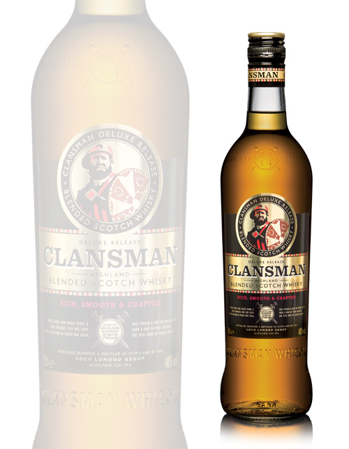 CLANSMAN BLENDED SCOTCH WHISKY