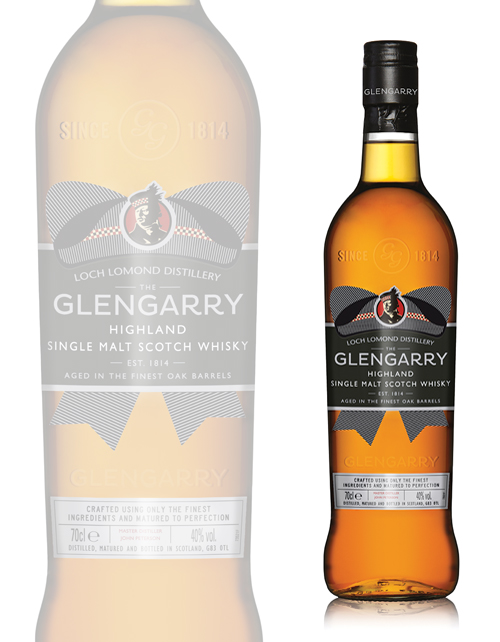 GLENGARRY SINGLE MALT SCOTCH WHISKY