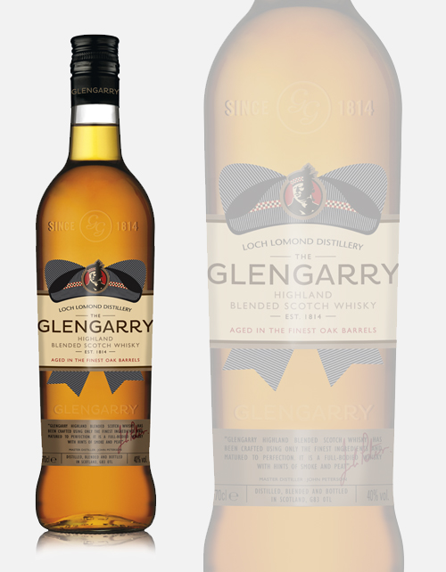 GLENGARRY BLENDED SCOTCH WHISKY